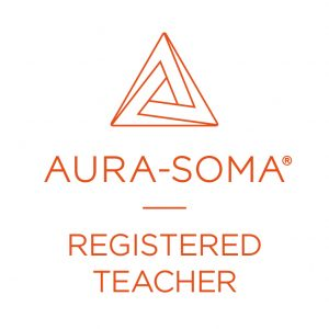 Das Logo der Registered Aura-Soma Teacher